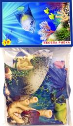 "Пазлы 12 ""Веселая рыбка"" в пакете"