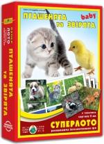 """Суперлото """"Птенцы и зверята"""""""
